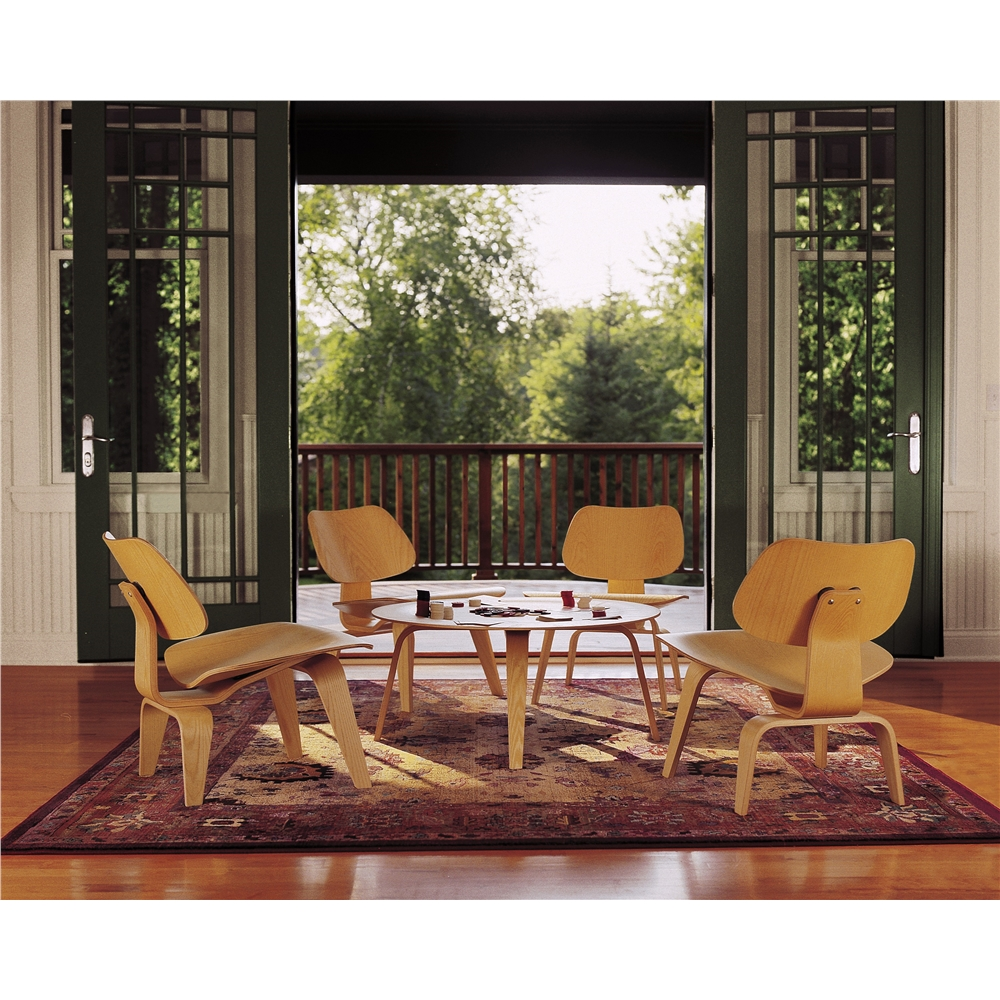 Herman miller plywood lounge chair - Eames Molded Plywood Chairs