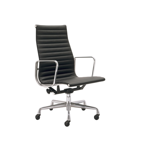 Eames Aluminium Group Chairs