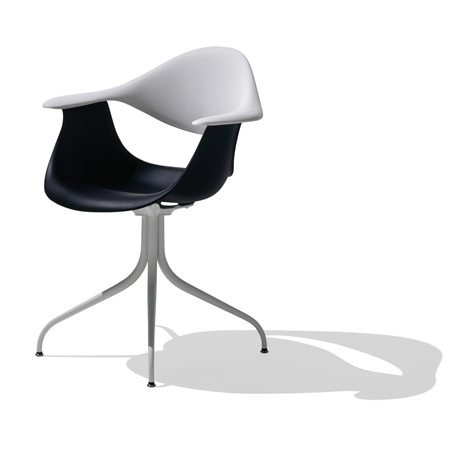 Nelson Swagleg Arm Chair